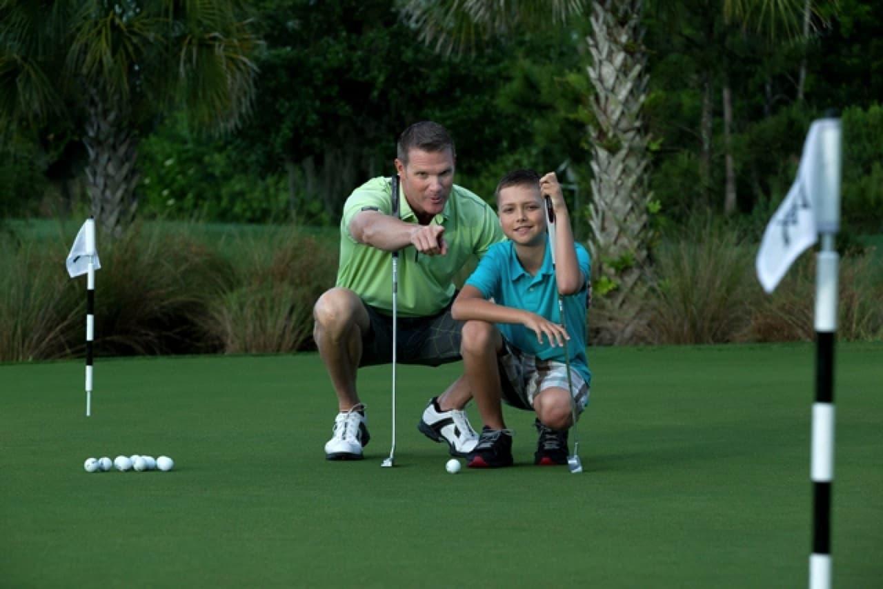 2. Waldorf Astoria Golf Club - Putting Green