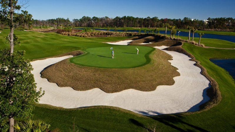 The Harvest Golf Classic