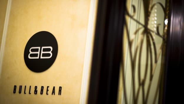Bull & Bear menu