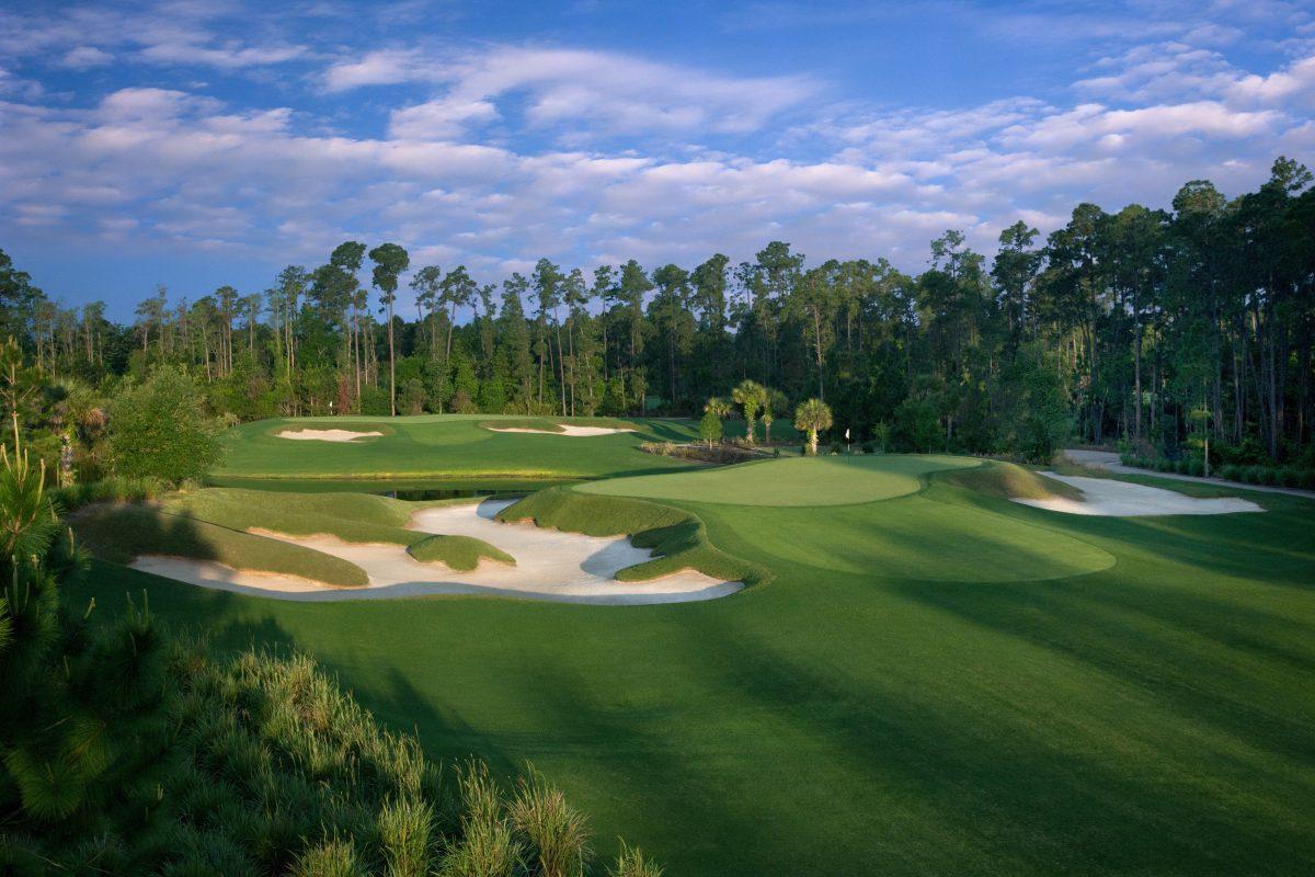 orlando luxury golf course picture waldorf astoria orlando golf club
