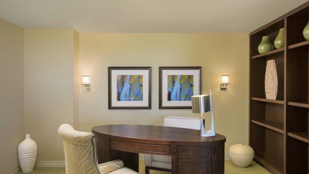 Executive suite office enclave