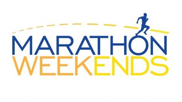 Marathon Weekend logo