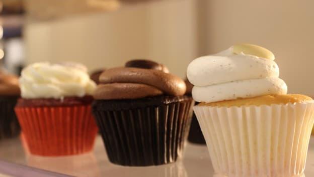 Muse cupcakes