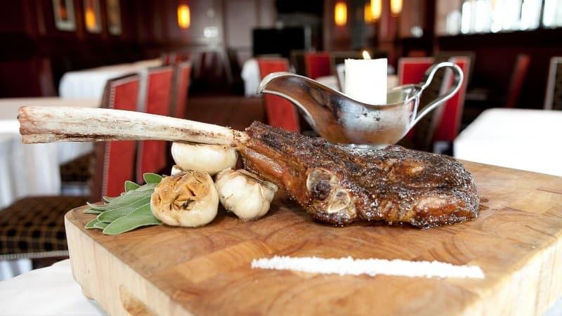 Bull & Bear dish