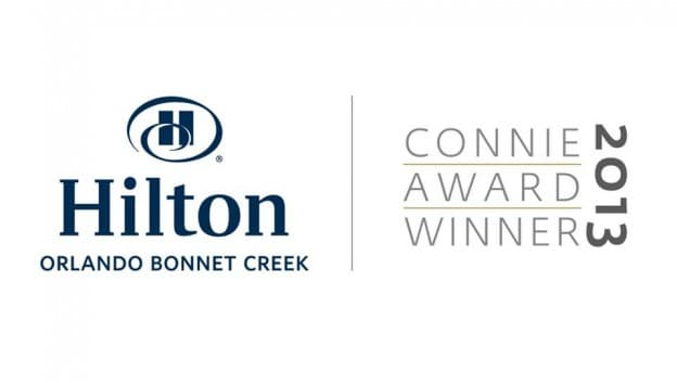 Connie award logo