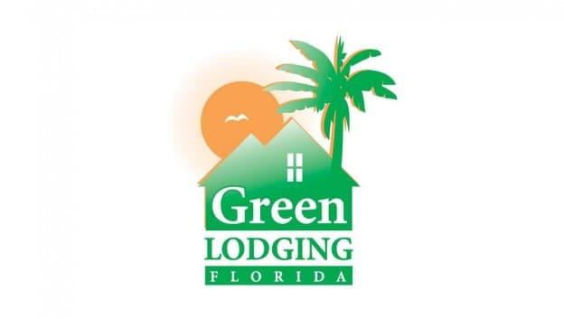 Green Lodging award logo