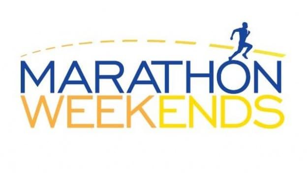 Marathon Weekend Logo