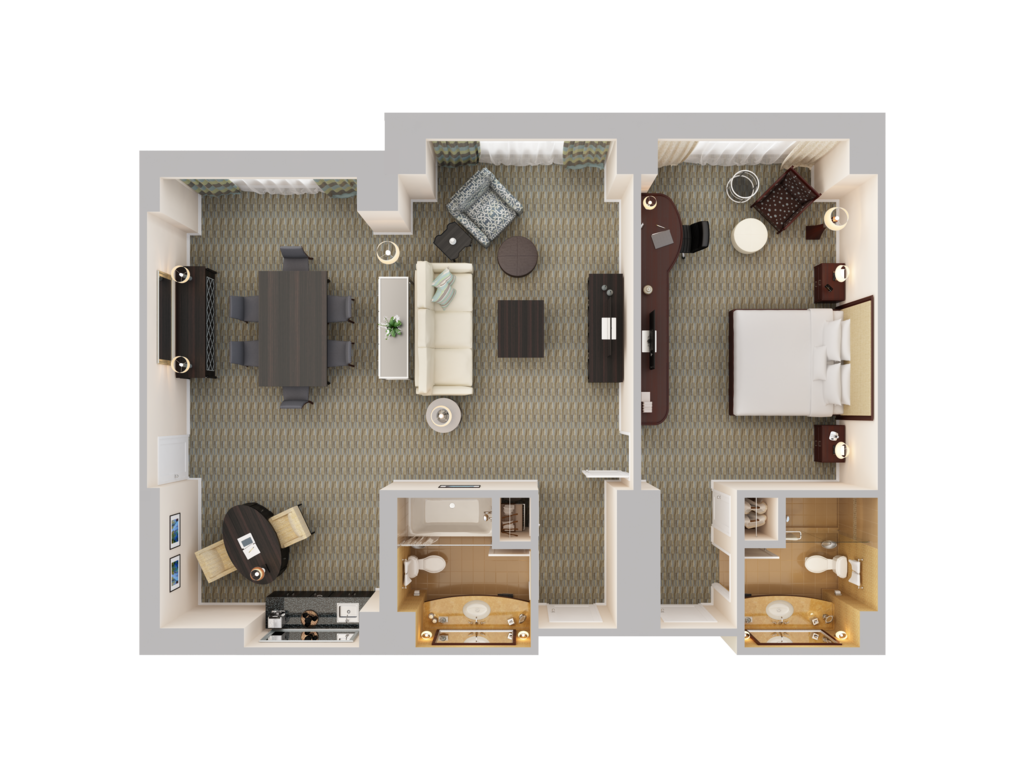 2 Bedroom Suites Near Disney World Disneys Grand