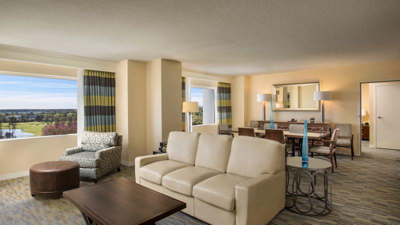 Hilton Suite