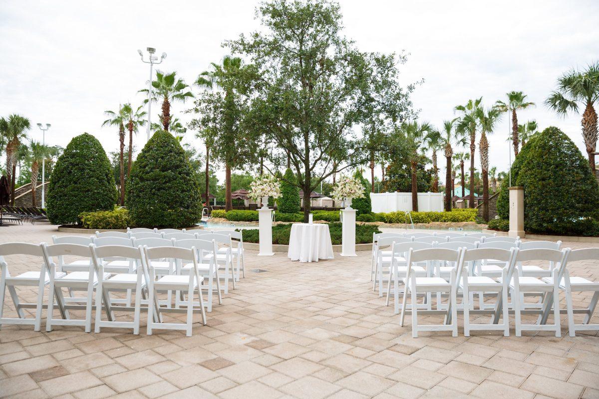 Orlando Weddings Wedding Venues Photos Gallery Hilton Orlando