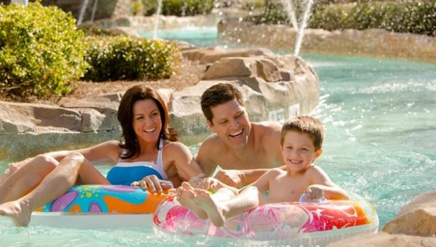 Poolside Fun in the Sun