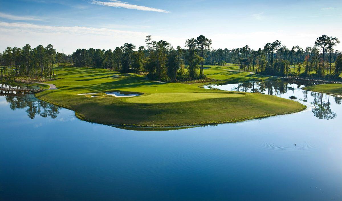 Orlando Luxury Golf Course Picture - Waldorf Astoria ...