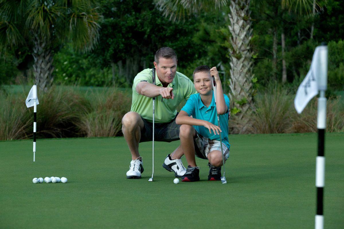 Orlando Luxury Golf Course Picture - Waldorf Astoria Orlando Golf Club