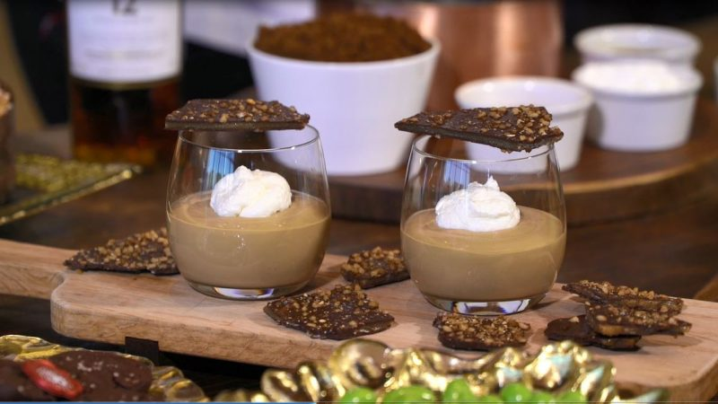 La Luce Butterscotch Pudding