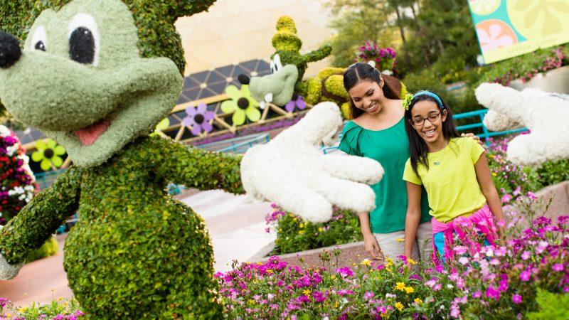 Epcot® Flower & Garden Festival