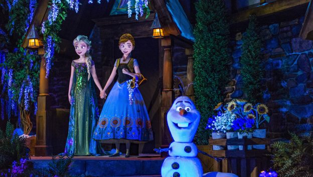 Frozen Ever After is at Epcot®