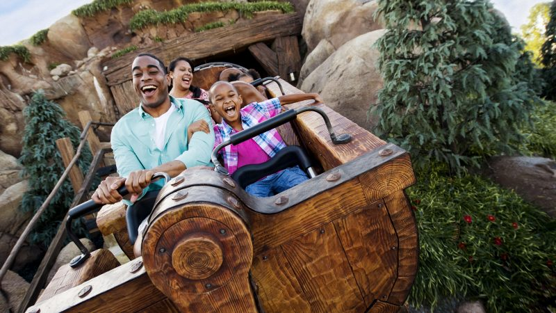 New! Disney FastPass+ 60 day advance reservations
