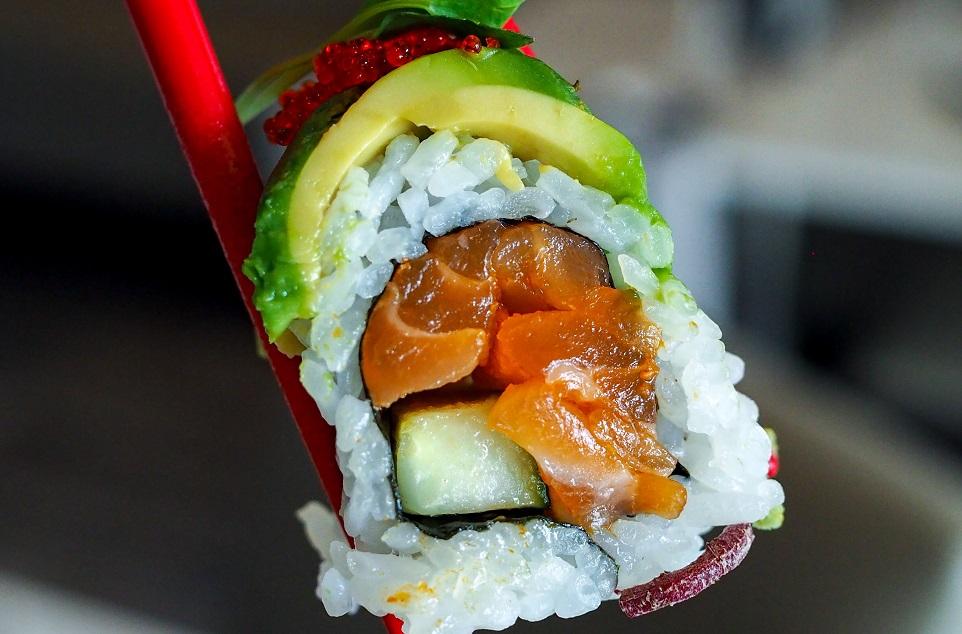 Zeta Asia Sushi