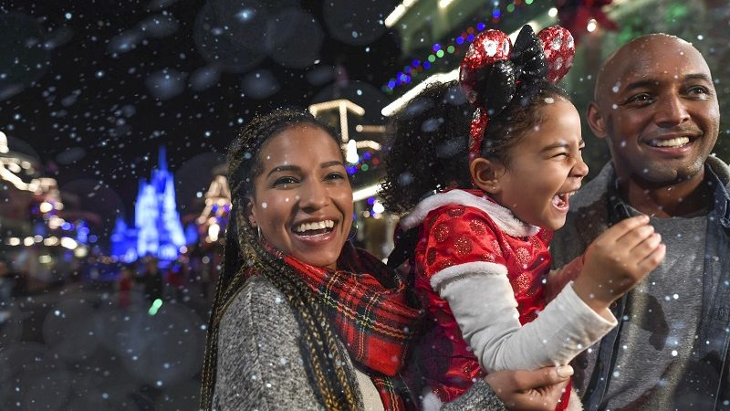 Make your Holiday Magical with Disney