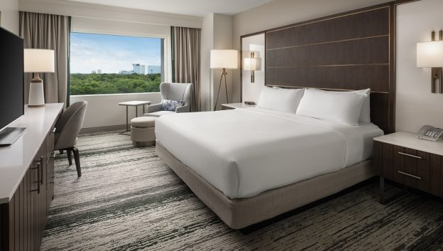 Standard Deluxe King Guest Room