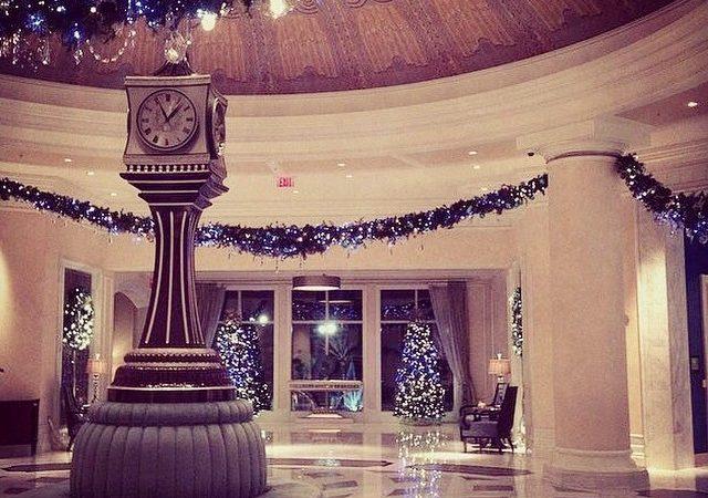 Holidays at Waldorf
