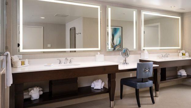 Executive Suite Bathroom Vanity