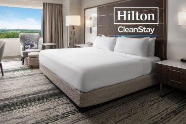 Hilton Clean Stay